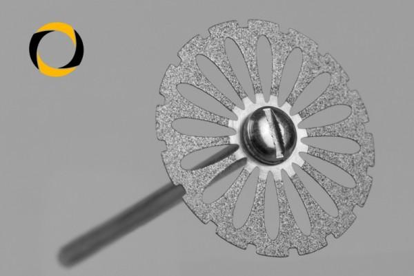 Trennscheibe Typ IM Durchmesser 22mm Stärke 0,2mm